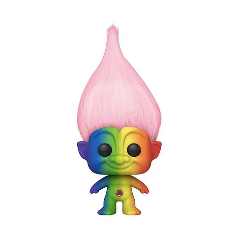 POP! Trolls: Pink Troll Wondrous Convention Edição Exclusiva