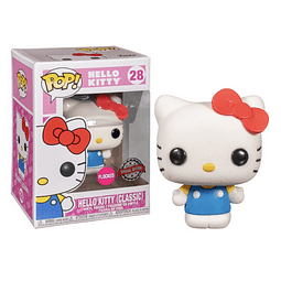 POP! Hello Kitty - Hello Kitty Classic (Flocked Special Edition)