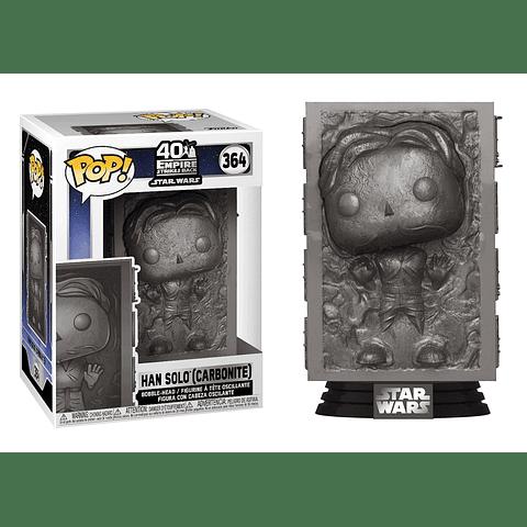 POP! Star Wars: The Empire Strikes Back 40th Anniversary - Han Solo (Carbonite)