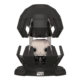 POP! Deluxe: Star Wars The Empire Strikes Back 40th Anniversary - Darth Vader in Meditation Chamber