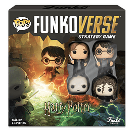 Harry Potter Funkoverse Board Game Base Set