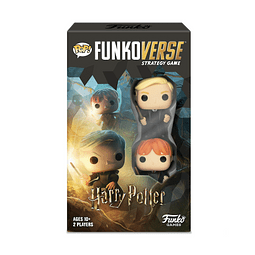 Harry Potter Funkoverse Board Game Expandalone