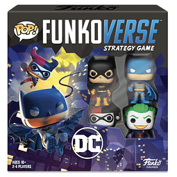 DC Comics Funkoverse Board Game Base Set