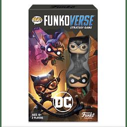 DC Comics Funkoverse Board Game Expandalone