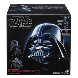 Star Wars The Black Series Premium Electronic Helmet Darth Vader