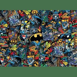 Puzzle 1000 Peças DC Comics Impossible Puzzle Batman