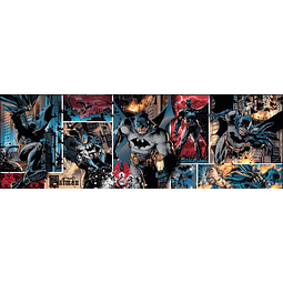Puzzle 1000 Peças DC Comics Batman Panorama