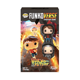 Back to the Future Funkoverse Board Game Expandalone 100