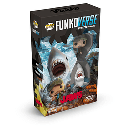 Jaws Funkoverse Board Game Expandalone 100
