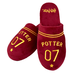 Chinelos Harry Potter Quidditch