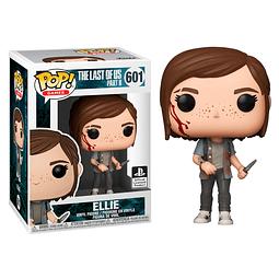 POP! Games: The Last of Us Part II - Ellie