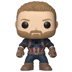 POP! Marvel Avengers Infinity War: Captain America