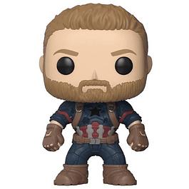POP! Marvel Avengers Infinity War: Captain America