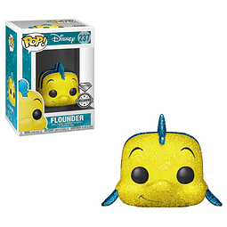 POP! Disney: Flounder Diamond Glitter