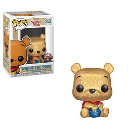 POP! Disney Winnie the Pooh: Seated Pooh Diamond Glitter