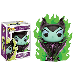 POP! Disney: Maleficent Green Flame Edição Limitada