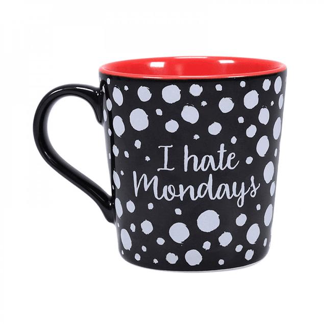 Caneca Disney Villains I Hate Mondays