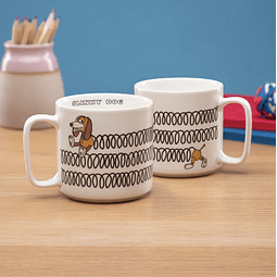 Caneca Toy Story Slinky Dog