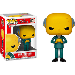 POP! TV: The Simpsons - Mr. Burns