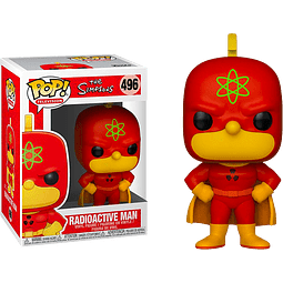 POP! TV: The Simpsons - Radioactive Man