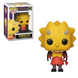 POP! TV: The Simpsons Treehouse of Horror - Demon Lisa