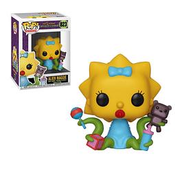 POP! TV: The Simpsons Treehouse of Horror - Alien Maggie