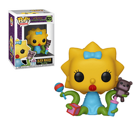 POP! TV: The Simpsons Treehouse of Horror - Alien Maggie