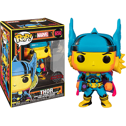 POP! Marvel Black Light: Thor