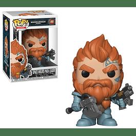 POP! Games: Warhammer 40.000 - Space Wolves Pack Leader