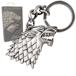 Porta-chaves Game of Thrones Stark Sigil
