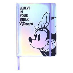 Notebook A5 Premium Minnie