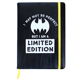 Notebook A5 Premium Batman Limited Edition