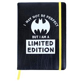 Notebook A5 Premium Batman Limited Edition