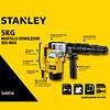 Martillo Cincelador 1010w Sds Max Shm5k-b2c Stanley