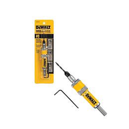 Perforador, avellanador y atornillador Dewalt