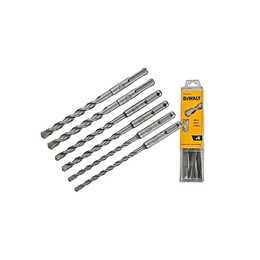 Set Brocas SDS Plus Dewalt DT60302