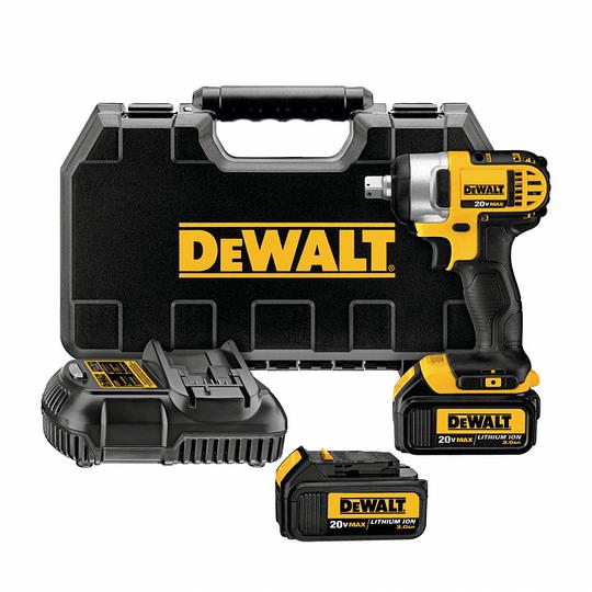 Llave de Impacto Dewalt DCF880L2 20 V