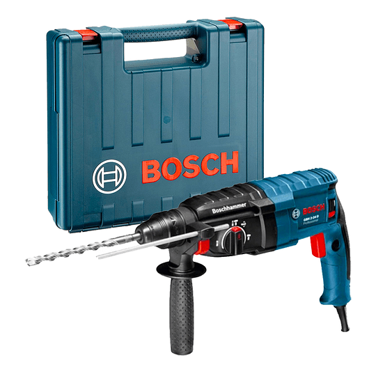 Rotomartillo Perforador GBH 2-24 D Bosch