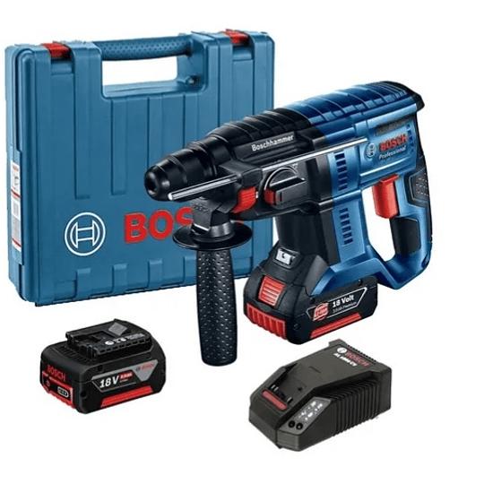 Martillo inalámbrico Bosch GBH 180-Li + Batería de 4AH