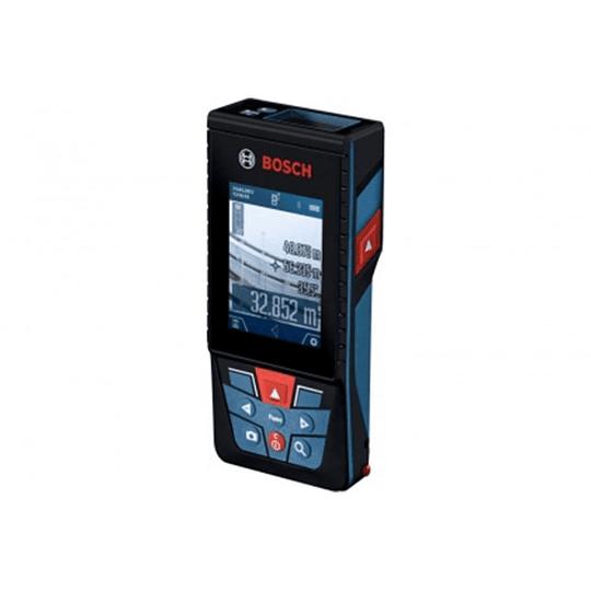 Medidor Distancia Láser Bosch GLM 120C 1 Batería de 3.6 Volt Litio