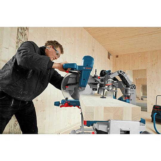 Ingleteadora Bosch GCM-12 GDL 1.800 W