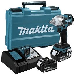 Llave de impacto Inalambrica 18v Makita DTW285RFE 2800 rpm