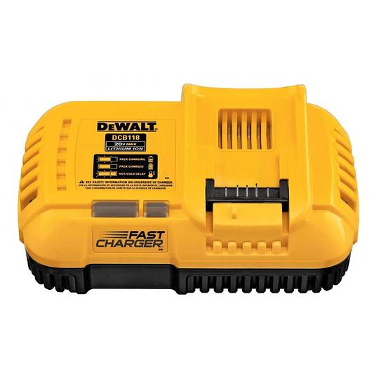Rotomartillo Sds Max 60v + 2 Baterías 9,0 AH Dewalt DCH481X2-B2C
