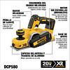 Cepillo Xr 20v Sin Carbones Y Sin Batería Dewalt Dcp580b