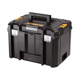 Caja De Herramientas Profunda 30kg Tstak Dewalt Dwst17806