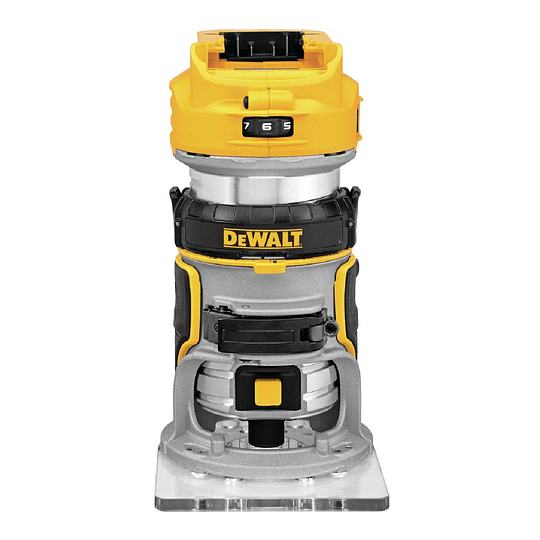 Router Compacto Inalámbrico 20v Max XR Brushless DCW600B