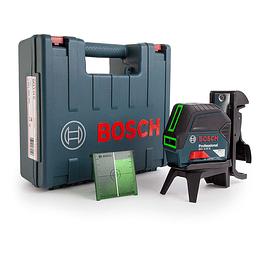 Nivel lasér Bosch GCL 2-15 G Alimentación de tensión 3 x 1,5 V LR6 (AA)