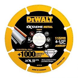 D. Corte Diamantado Dewalt DW8545 115mm