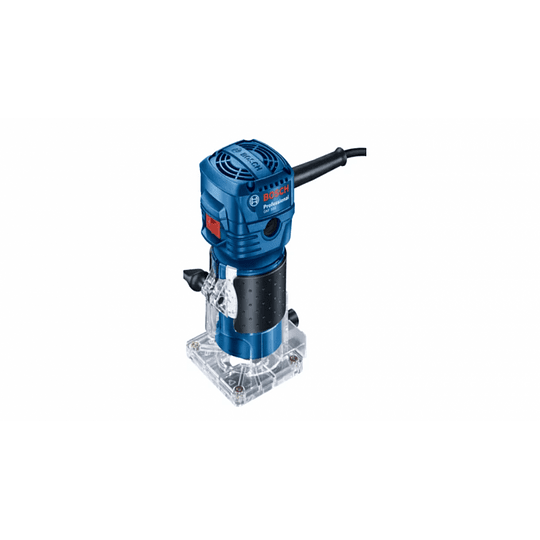 Fresadora De Palma Bosch GKF 550 550W