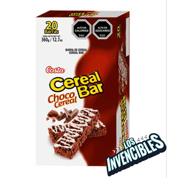 CerealBar Chococereal 20x18gr.